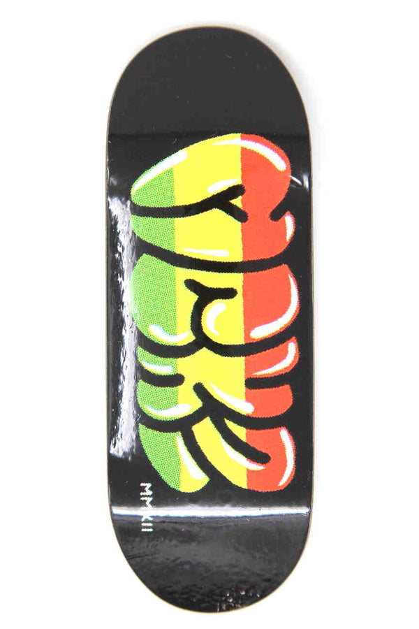 Mckenzie Bubble Text Graphic Deck (34mm)