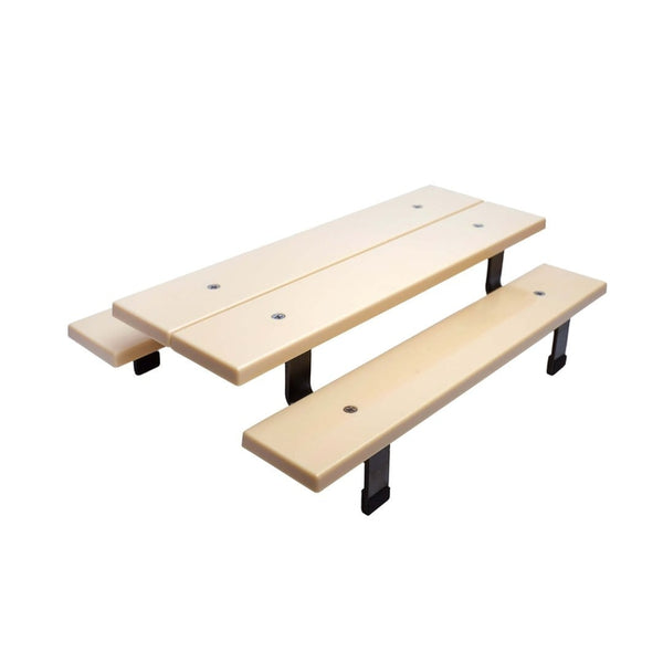 Dynamic Schoolyard Picnic Table