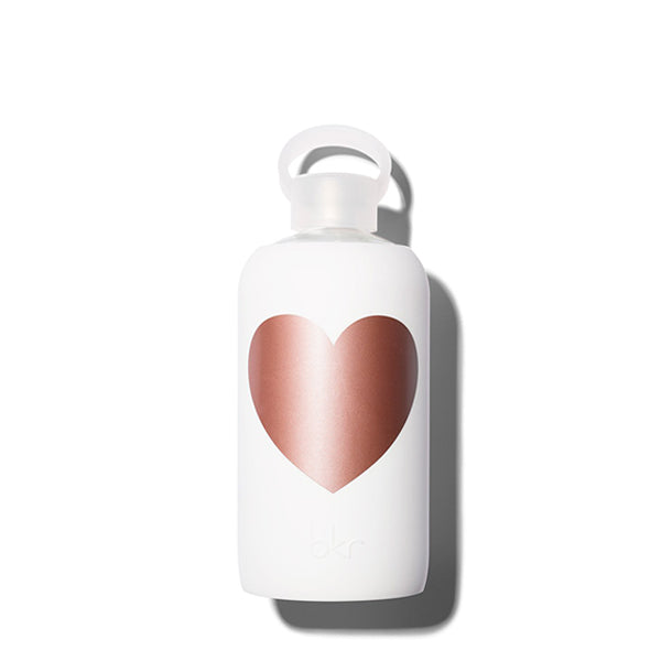 Metallic Rose Winter Heart 500ml