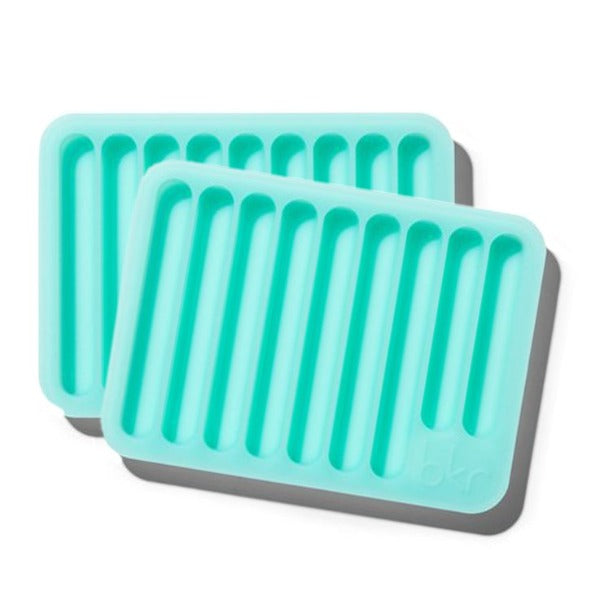 HOLIDAY ICE TUBE TRAY (SET OF TWO)