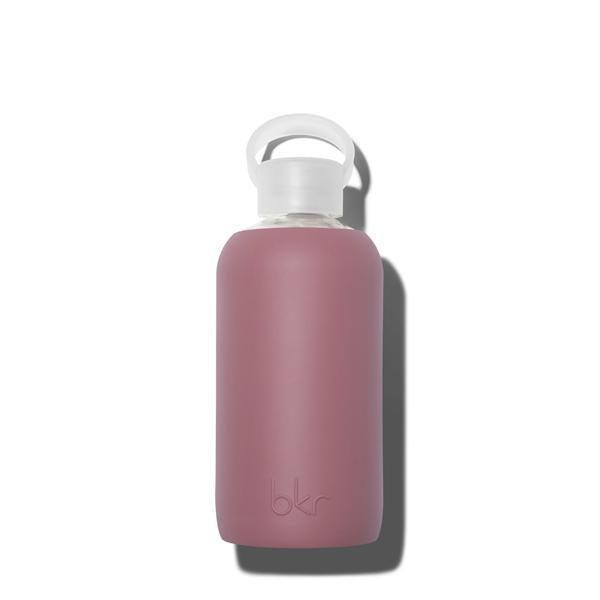 bkr muse 500ml glass water bottle
