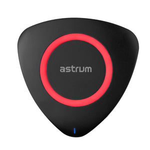 Wireless Charging Pad Red