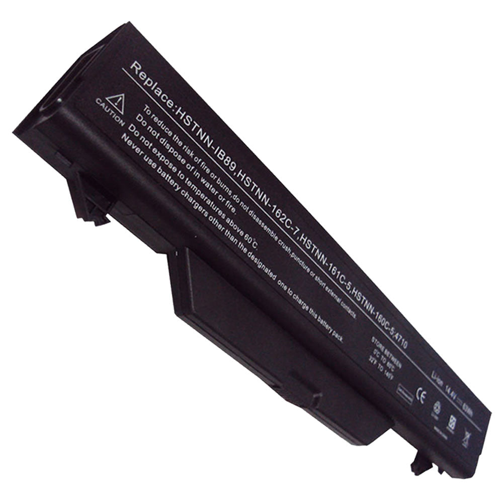Laptop Replacement Battery, For HP®, 4710, 4510s, 4510s/CT, 4515s, 4515s/CT, 4710s, 4710s/CT