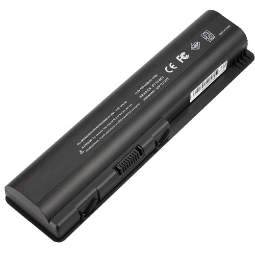 Laptop Replacement Battery, For HP®, 484170-001 DV4 DV5 DV6 Compaq Presario CQ45 CQ60 G60 CQ61 CQ50 G71 CQ40 G50 G61 CQ60-615DX G71-340US G60-230US G60-535DX DV6-1355DX