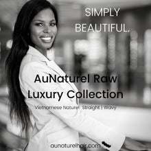 Load image into Gallery viewer, Au`Naturel Raw Luxury Collection