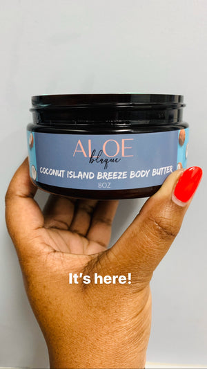 Coconut Island Breeze Body Butter