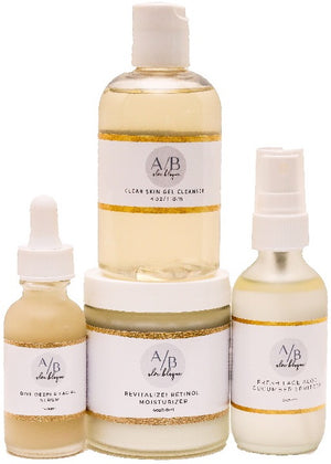 The Aloe Blaque Skin Care Set