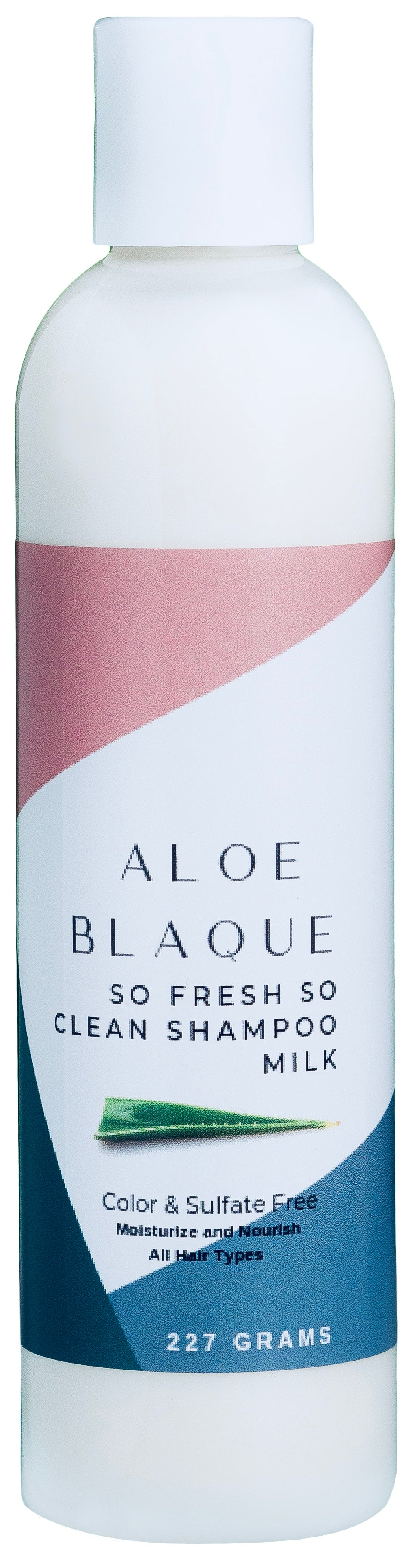 Aloe Shampoo Milk