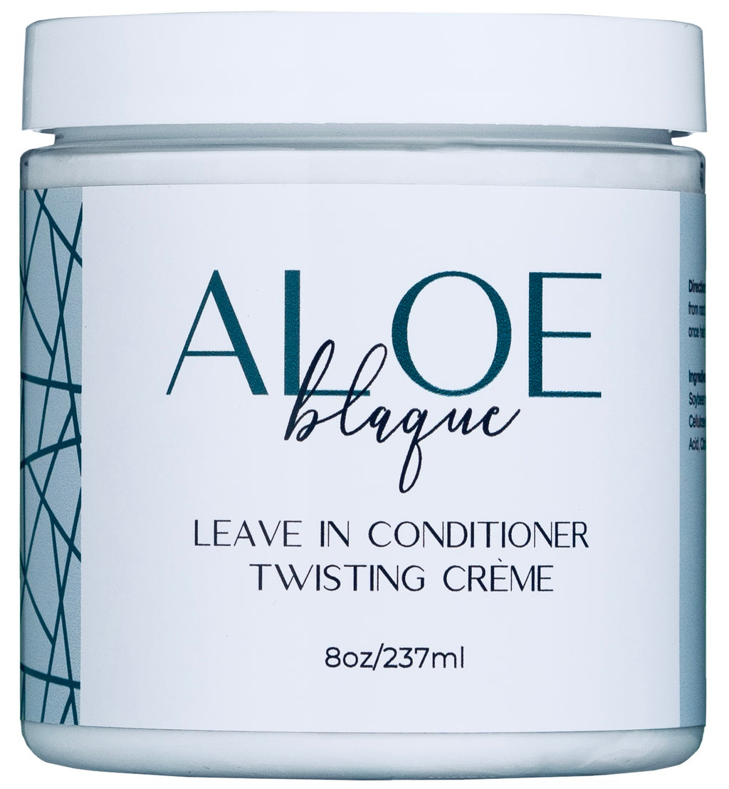 Aloe Blaque Leave In Conditioner - Twisting Creme
