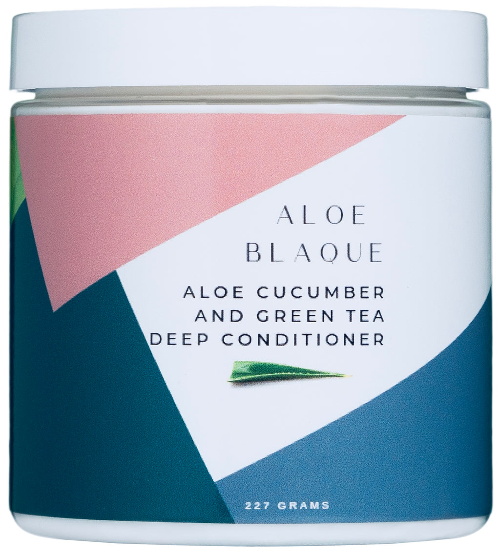 Aloe Cucumber and Green Tea Deep Conditioner