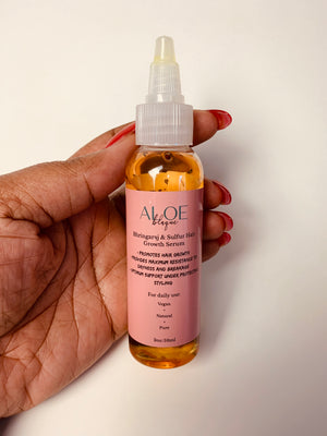 #1 Bhringaraj & Sulfur Hair Growth Serum