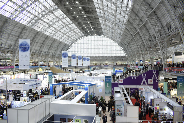 Photo of the London Book Fair