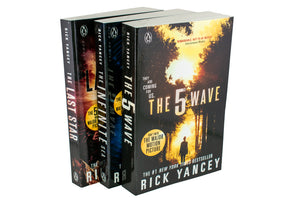 Rick Yancey The 5th Wave Series 3 Books Collection Set