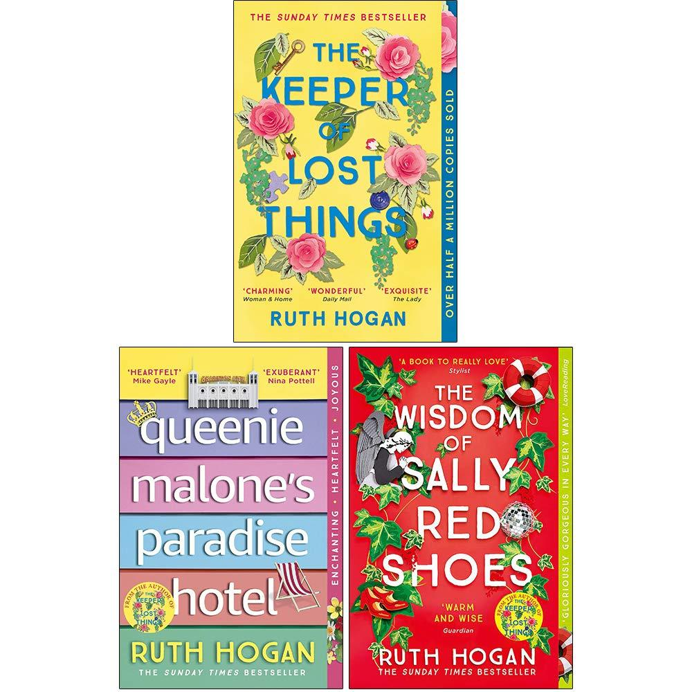 Ruth Hogan The Keeper of Lost Things 3 Books Collection Set - Paperback - Fiction
