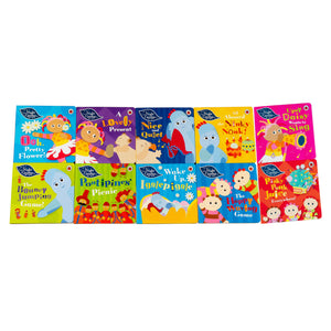 In the Night Garden 10 Books Collection - Bangzo Books Wholesale