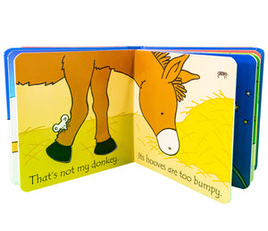 Thats Not My Christmas Set 5 Board Books Set