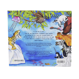 Animalphabetical Adventures Children Book Hardback By Kinga White