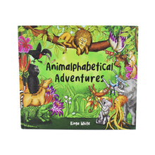 Load image into Gallery viewer, Animalphabetical Adventures Children Book Hardback By Kinga White
