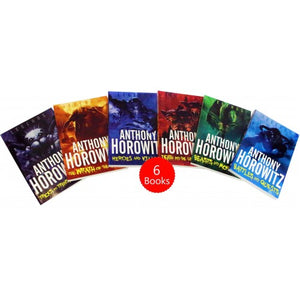 Anthony Horowitz Legends Collection 6 Books Set