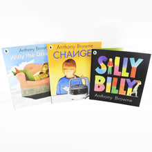 Load image into Gallery viewer, Anthony Browne 10 Picture Books Children Collection Paperback Set