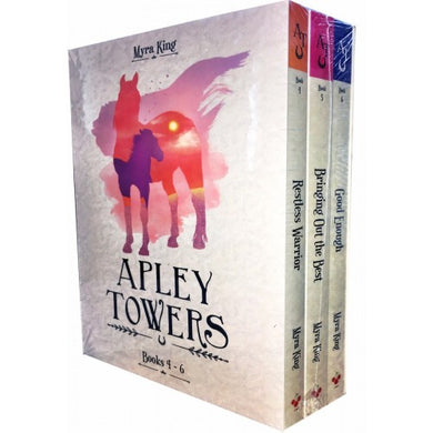 Apley Towers 3 Book Collection: Books 4-6 - Bangzo Books Wholesale