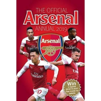 The Official Arsenal FC Annual 2019