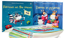 Load image into Gallery viewer, Usborne Phonics Readers 20 Books