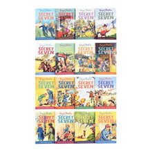 Load image into Gallery viewer, Secret Seven 16 Books Children Collection Pack Paperback Box Set By Enid Blyton - Bangzo Books Wholesale