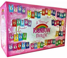 Load image into Gallery viewer, A Year of Rainbow Magic 52 Books Collection - Paperback