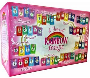 A Year of Rainbow Magic 52 Books Collection - Paperback