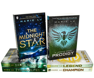 Legend Trilogy & Young Elite Series 6 Books Collection Set