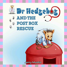 Load image into Gallery viewer, Dr Hedgehog 3 Books Children Collection Paperback Box Set By Jery Mushin
