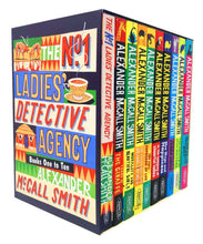 Load image into Gallery viewer, No.1 Ladies Detective Agency 10 Books Adult Pack Paperback Set By Alexander Mccall Smith