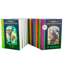 Load image into Gallery viewer, A Series of Unfortunate Events Collection Lemony Snicket 13 Books Set