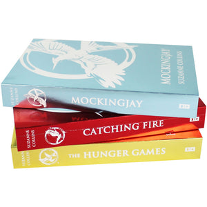 Hunger Games Trilogy 3 Books Young Adult Collection Paperback By Suzanne Collins