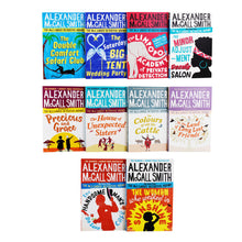 Load image into Gallery viewer, The No 1 Ladies Detective Agency 10 Books Set Series 2 (Book 11 to 20) by Alexander McCall Smith-Paperback
