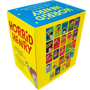 Horrid Henry 24 Books - Box