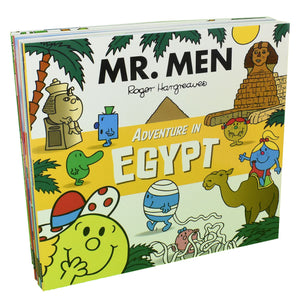 Mr Men Adventures 9 Books Collection