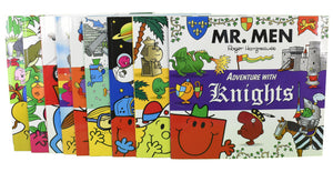 Mr Men Adventures 9 Books Collection - Bangzo Books Wholesale