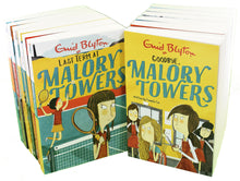 Load image into Gallery viewer, Malory Towers 12 Books Children Collection Box Set By Enid Blyton