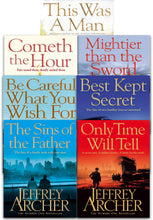 Load image into Gallery viewer, Clifton Chronicles 7 Books Collection Paperback By Jeffrey Archer