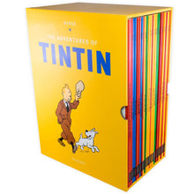 Load image into Gallery viewer, Tintin 23 Books Box Set