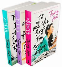 All the Boys I've Loved Before Jenny Han 3 Books Collection