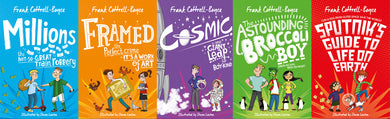 Frank Cottrell-Boyce 5 Books Collection - Bangzo Books Wholesale