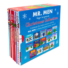 Load image into Gallery viewer, Mr Men & Little Miss Chritsmas 28 Childrens Books Set By Roger Hargreaves