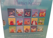 Load image into Gallery viewer, Usborne Phonics Readers  15 Picture Books Collection Box Set