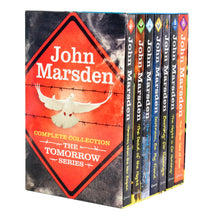 Load image into Gallery viewer, John Marsden The Tomorrow Series 7 Books Set