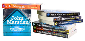 John Marsden The Tomorrow Series 7 Books Set
