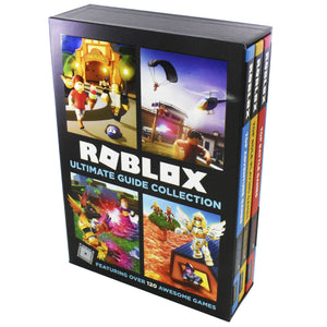 Roblox Ultimate Guide 3 Books Children Collection Hardback By-David Jagneaux