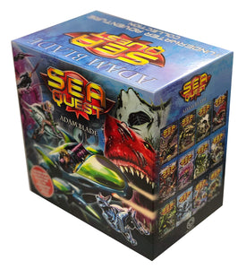 Sea Quest Series Collection 24 Books Set